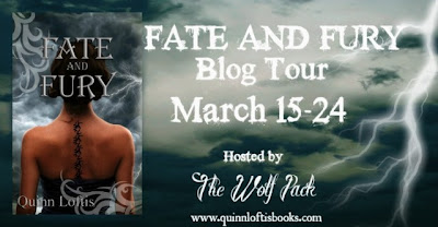 Blog Tour: Fate and Fury (Grey Wolves #6) by Quinn Loftis