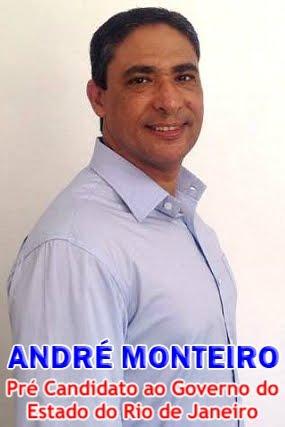 André Monteiro - Pré Candidato