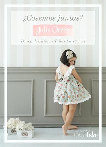 "Cosemos juntas  ""Julie Dress"""