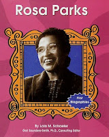 bookcover of ROSA PARKS by Lola M. Schaefer