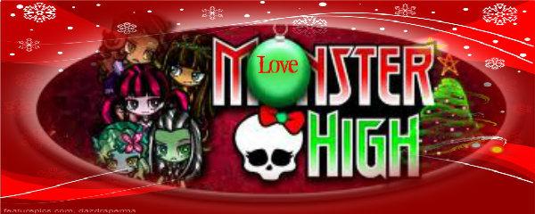 Love Monster High