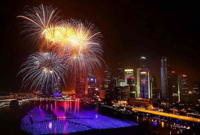 new year eve in different countries Some cultures may celebrate new year at a different time to 31st  south  american countries, you might see some people on new year's eve.