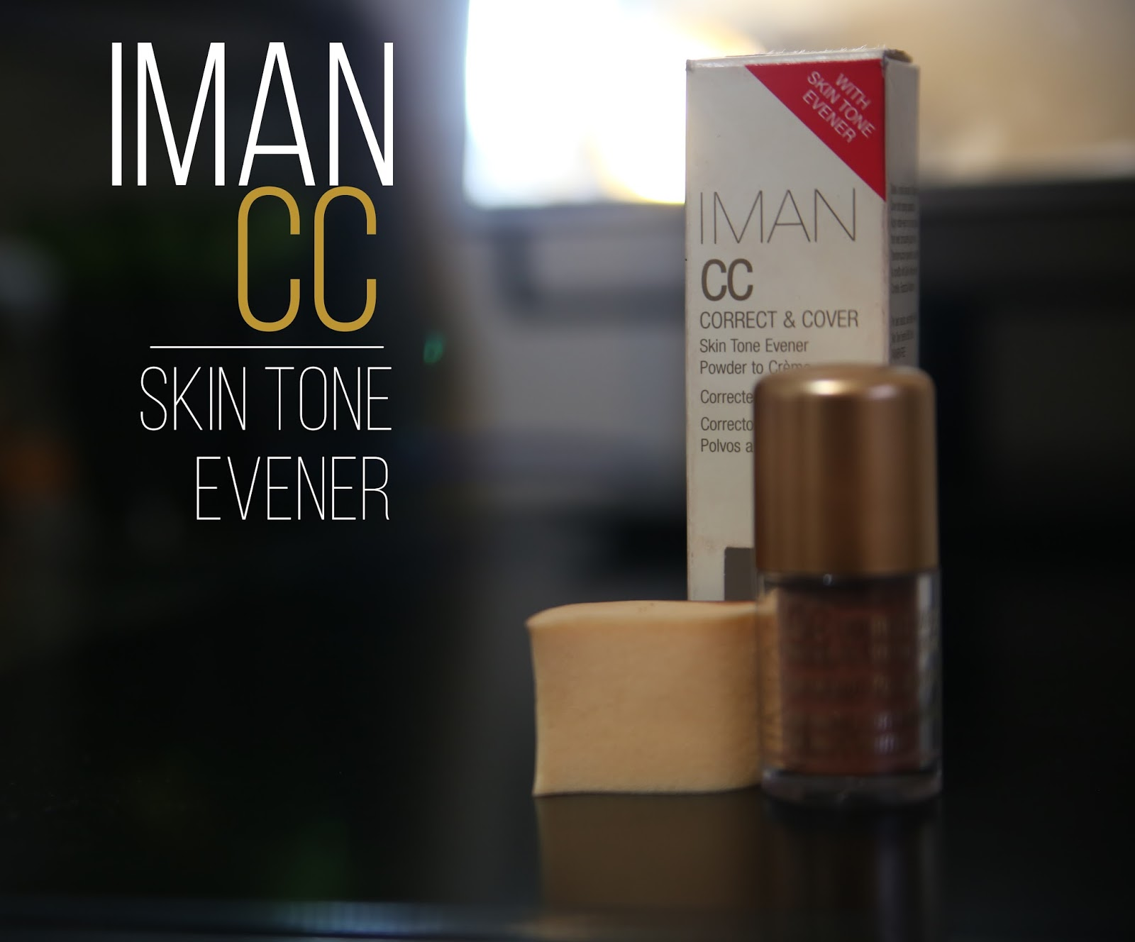 foto Beauty News: Iman Cosmetics To Launch CC Cream Collection and App modern collection