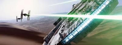 Belle photo de couverture facebook Star Wars 7