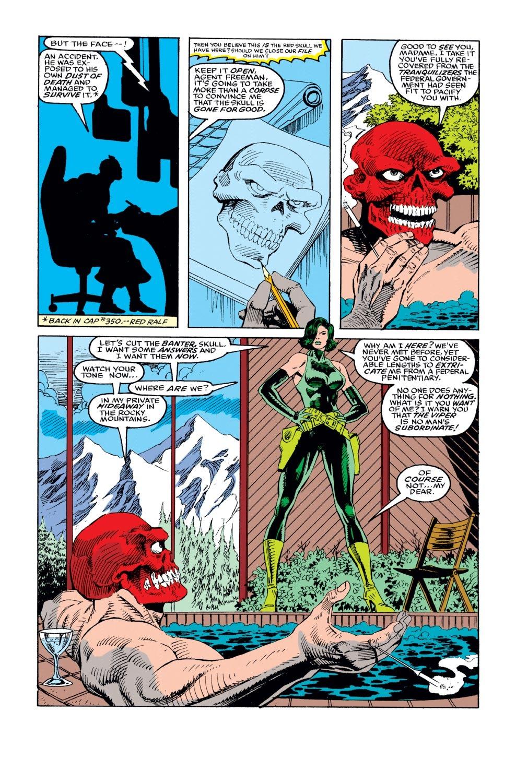 Captain America (1968) Issue #395 #328 - English 5
