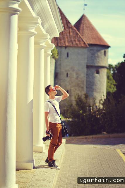igor fain Tallinn estonia old city