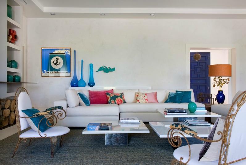Ev dekorasyon hob oturma odas nda renk se imi - Marta de la rica ...