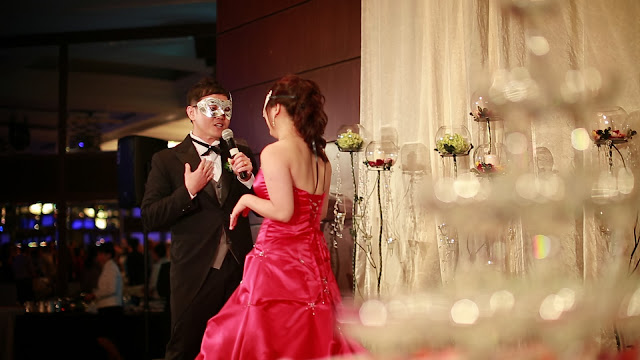 Wedding of Alvin & Kimberly
