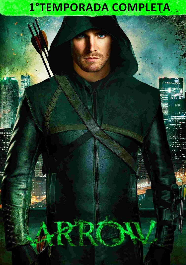 Arrow 1ª Temporada Torrent - BluRay 720p Dual Áudio