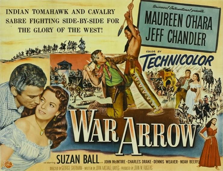 Jeff Arnolds West: Tumbleweed (Universal, 1953)