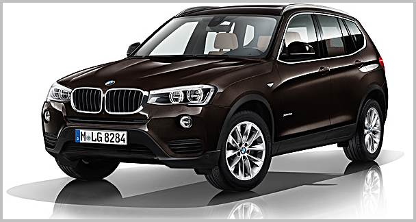 2017 BMW X3 Redesign  Auto BMW Review
