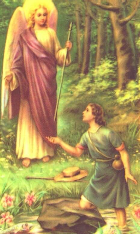 Ngeles Y Arcngeles Contigo Arcngel Rafael