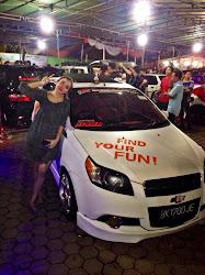 Melisa Siregar, Pembalap Wanita di Medan