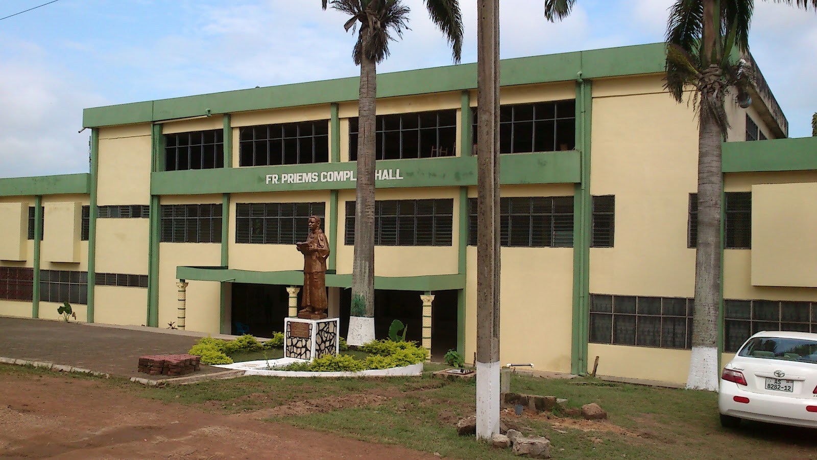 Top 20 Secondary Schools In Ghana For 2014
