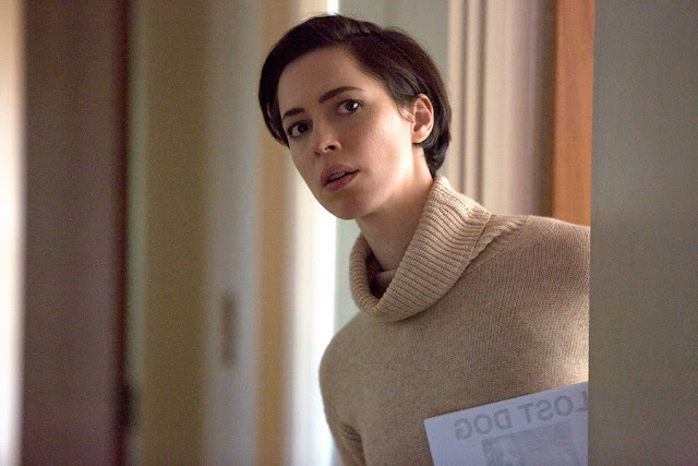 Rebecca Hall earns your sympathy, and your screams