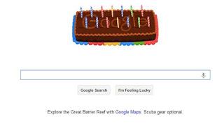 google-doodle-bergambar-kue-ulang-tahun