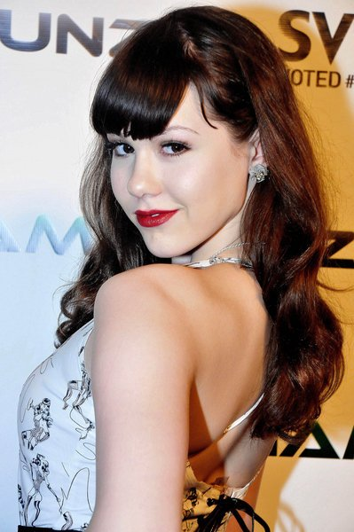 claire sinclair Hairstyle