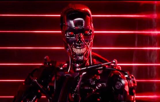cinema, trailer O Exterminador do Futuro Gênesis