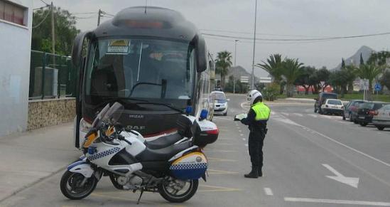 empresas de transportes de viajeros: