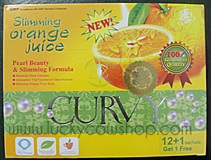 curvy slimming orange juice