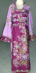 longdress pesta batik