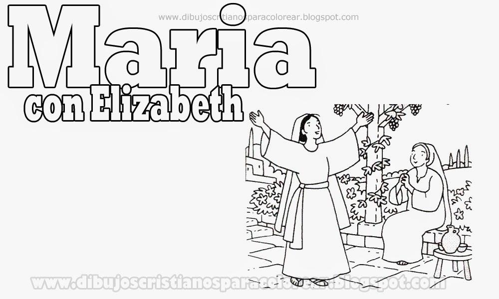 Dorable Colorear Mary Y Martha Elaboración - Ideas Para Colorear ...