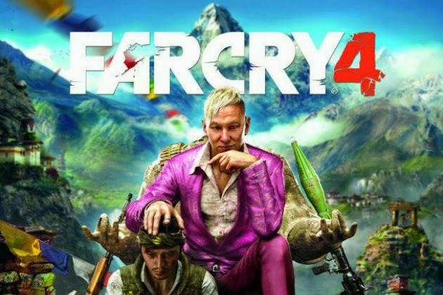 نزول Far Cry 4 لعبة