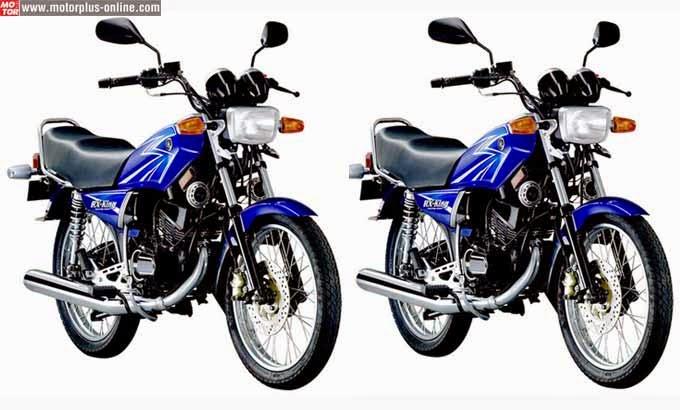 Yamaha RX King - Lihat Modifikasi Motor