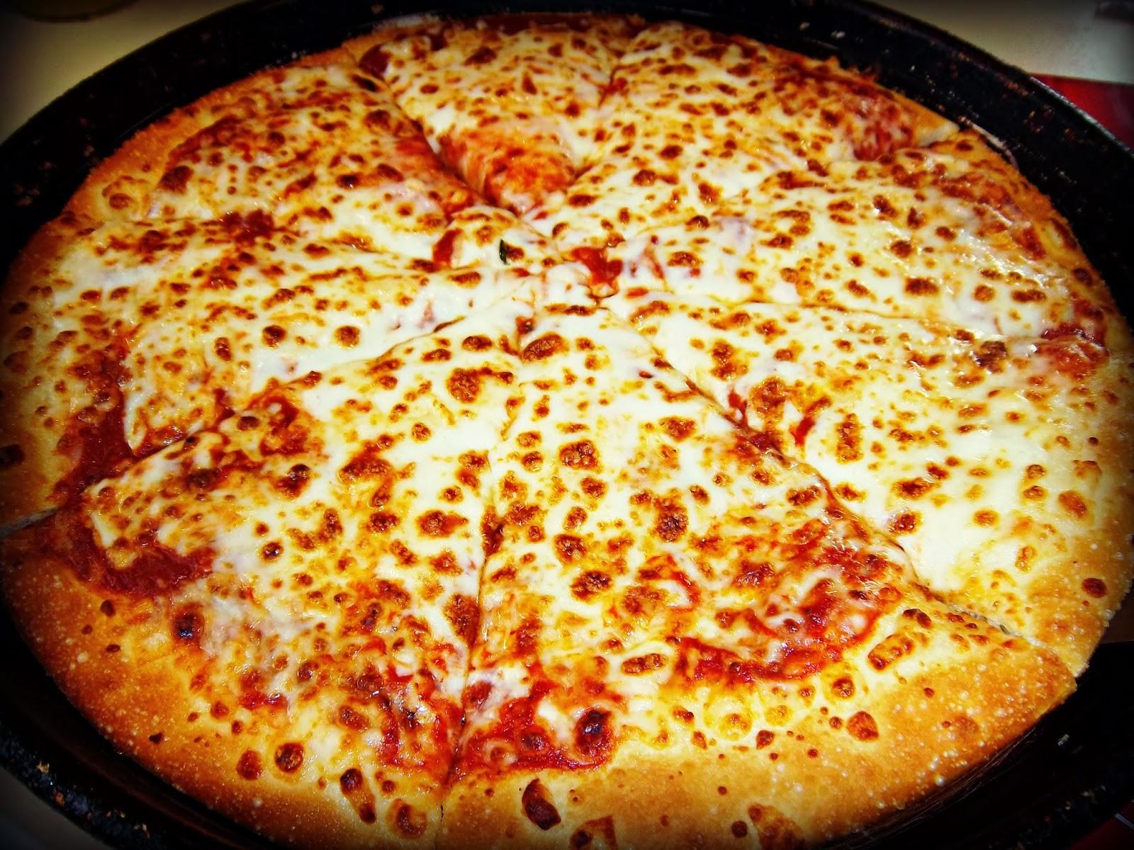 Noget om Mad: PIZZA MED HOLDBARHED PÅ 3 ÅR VED STUETEMPERATUR
