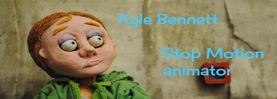 Kyle Bennett - Stop motion