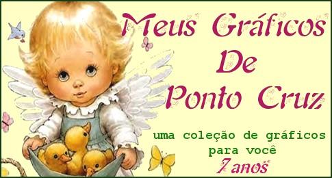 ♥Meus    Gráficos    De    Ponto    Cruz♥