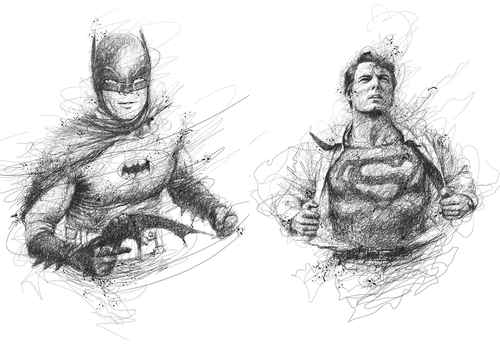 00-Batman-v-Superman-Vince-Low-Scribble-Drawing-Portraits-Super-Heroes-and-More-www-designstack-co