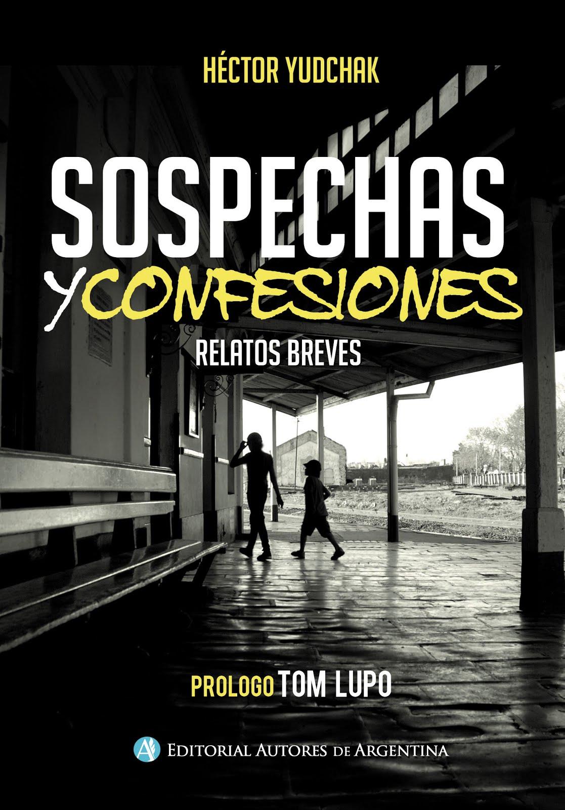 Portada de Sospechas y Confesiones