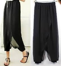 pantalon babucha para fiestas gorditas 2014