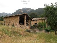 Marginet amb el Serrat de Picamill
