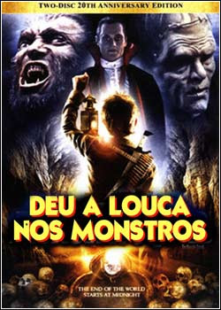 Download - Deu a Louca nos Monstros - DVDRip RMVB Dublado