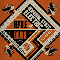 IMPERIAL STATE ELECTRIC - Reptile Brain 7''
