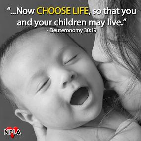 We love all God's children. From the start.