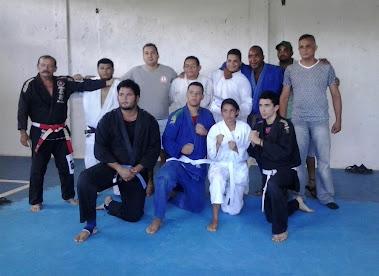 Graduação Equipe Prof. Arinaldo - Cavaleiro
