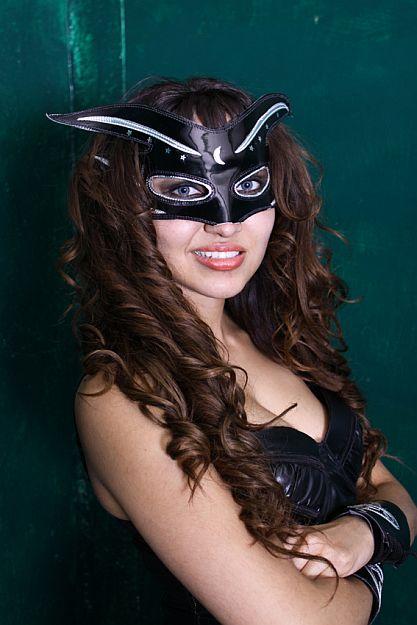 Masked Luchadora - Candy