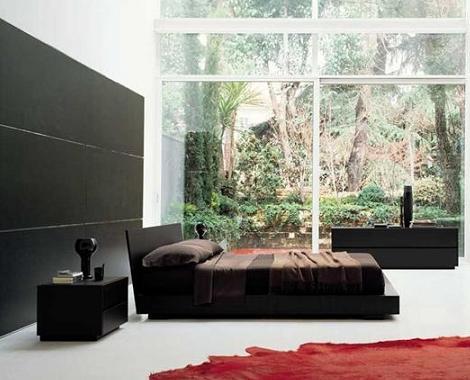 S arquitetura e planejamento decora o quartos minimalistas for Recamaras para jovenes minimalistas