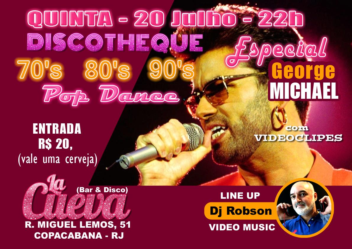 QUINTA-FEIRA - 20/07 - 22H