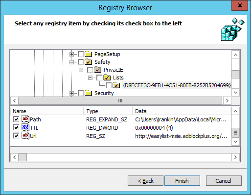 how to change path for a ssh session