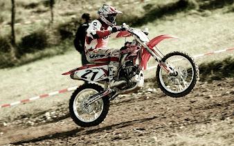 #2 Motocross Wallpaper