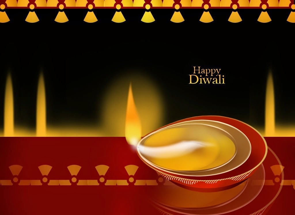 Happy Diwali 2014 Wallpapers 3d