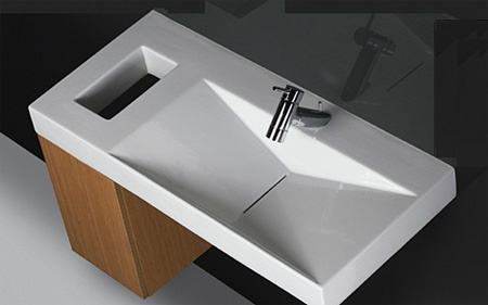 40 bathroom vanity with sink