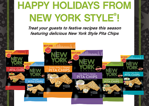 new york style holiday cheer with packs