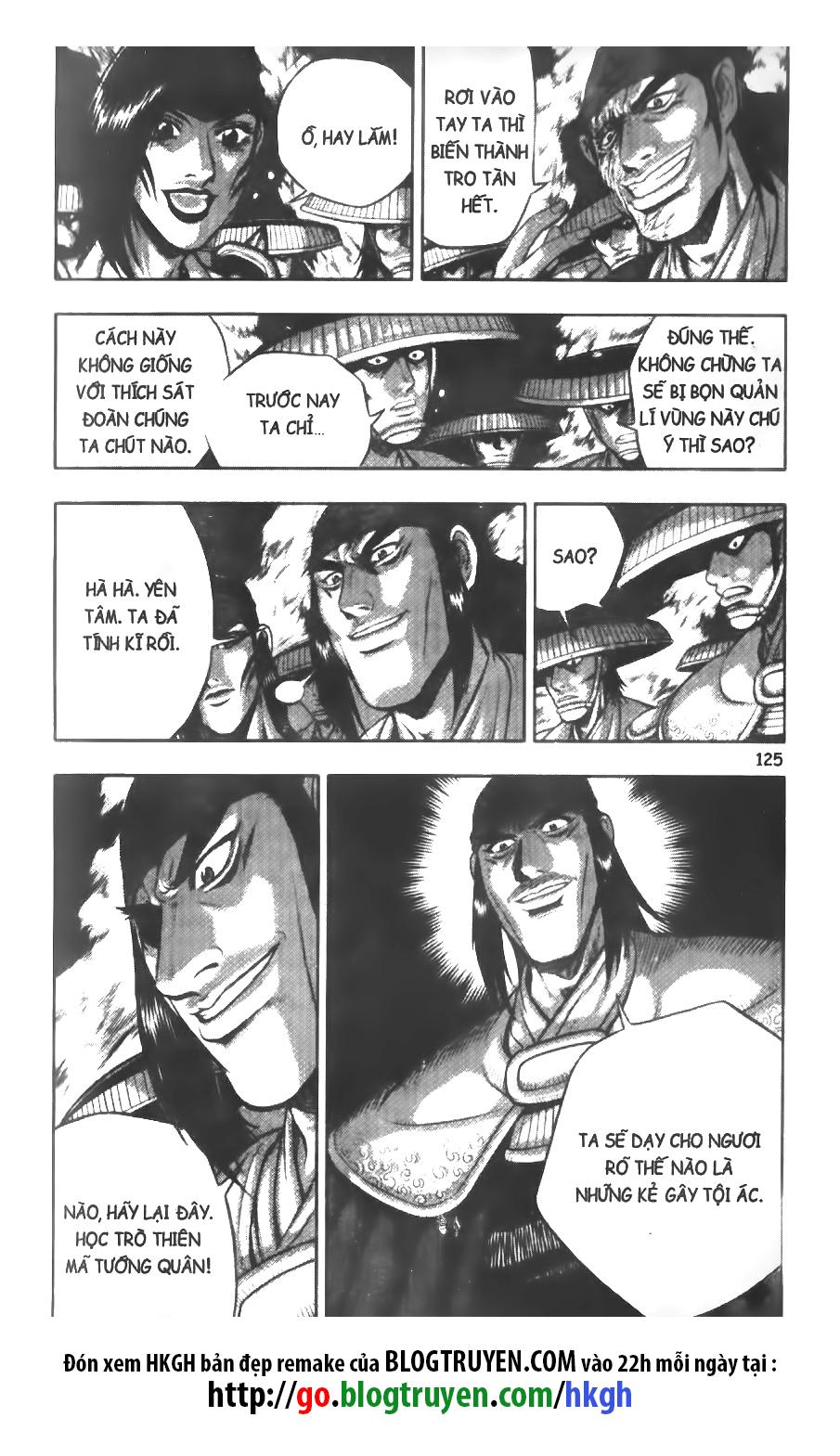 Hiệp Khách Giang Hồ chap 337 page 16 - IZTruyenTranh.com