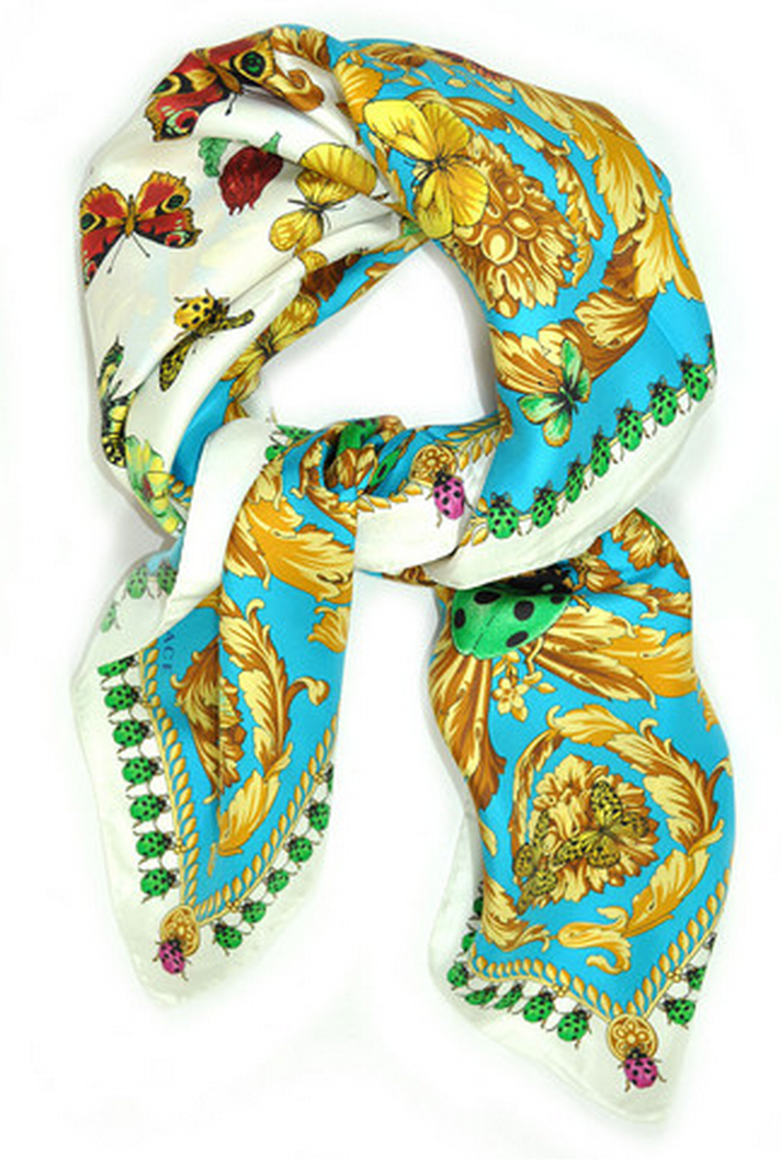silk scarves gucci scarves versace scarves new