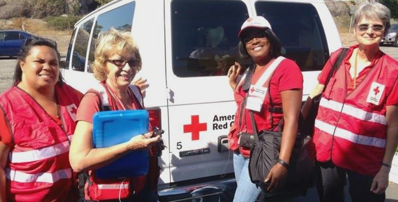 Carolyn Smith Watts, Disaster Action Team (DAT), and the Long Beach Community Emergency Response Team